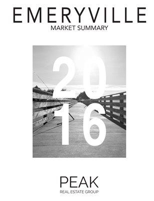 2016 Emeryville Market Summary
