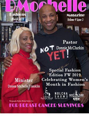 DMochelle Fashions Magazine March 2019
