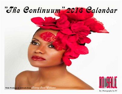 """The Continuum"" 2016 Calendar"