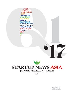 Q1 2017: Startup News Asia