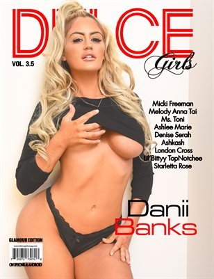 Dulce Girls Magazine Volume 3.5