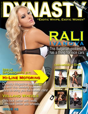Issue 2: Exotic Whips, Exotic Women