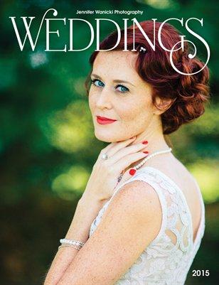 Jennifer Wanicki Photography Wedding Guide 2015