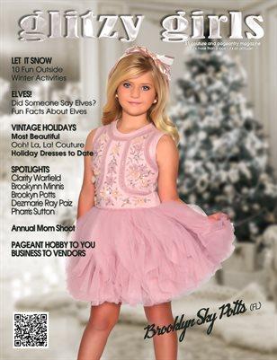 Glitzy Girls Magazine 2019 Holiday Issue - Version 1