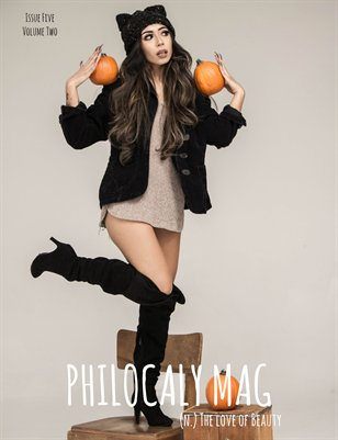 Philocaly Mag, Issue Five Volume Two