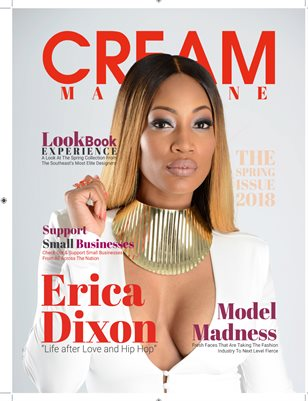CREAM Magazine 2018 Spring Issue