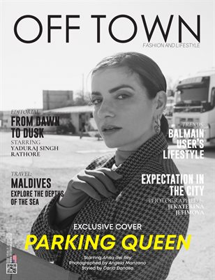 OFF TOWN MAGAZINE #4 VOLUME 4
