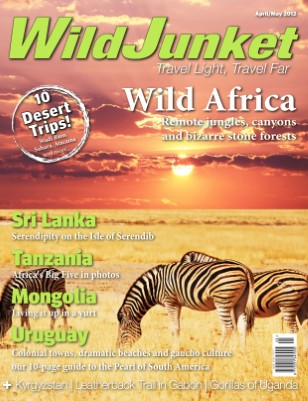 WildJunket Magazine April/May 2012