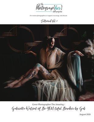 Tattooed Vol. 1 | August 2020