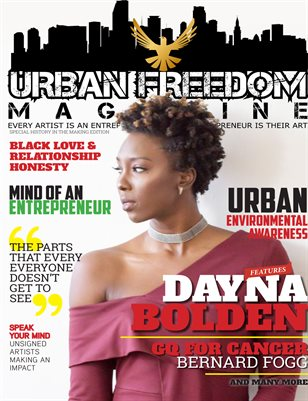 """Black History in the Making"" Vol 1:  Dayna Bolden Cover"