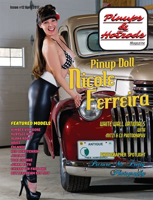 Pinups & Hotrods Issue #12