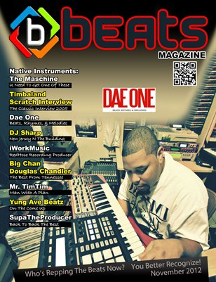 Beats Magazine Nov 2012