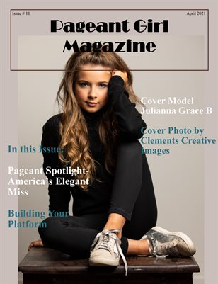 Pageant Girl Magazine Issue 11