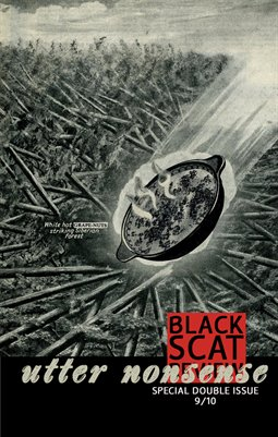 "BLACK SCAT REVIEW #9/10 - ""UTTER NONSENSE"""