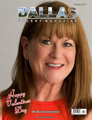 Dallas Talent Magazine February 2017 Edition