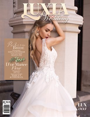 Luxia Wedding, Issue #003