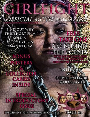 GIRLFIGHT Official Movie Magazine #1 (R-Rated Cover)