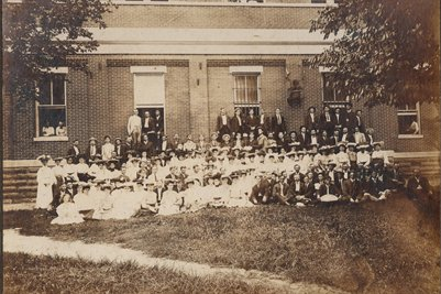Graves County Institute July 17, 1904