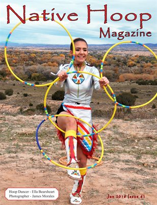 Native Hoop Magazine Issue #61