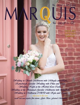 Marquis issue 9/1 June 2019