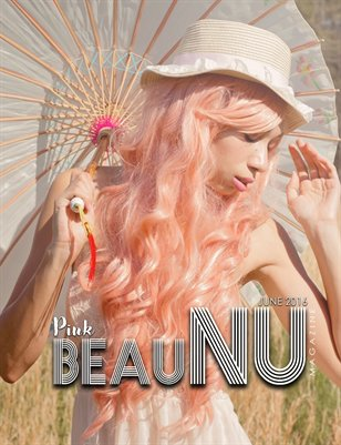 beauNU June PINK 2016 - Cover 1