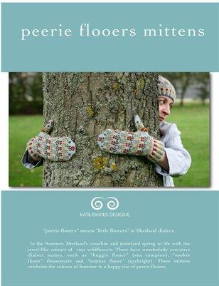 Peerie Flooers Mittens