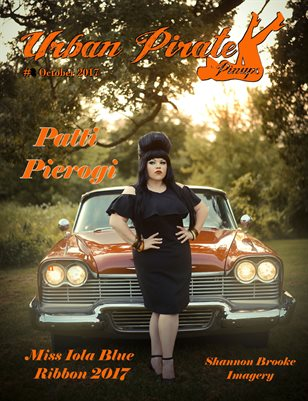 Urban PIrate Pinups October 2017