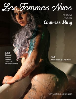 Les Femmes Nues Vol 25