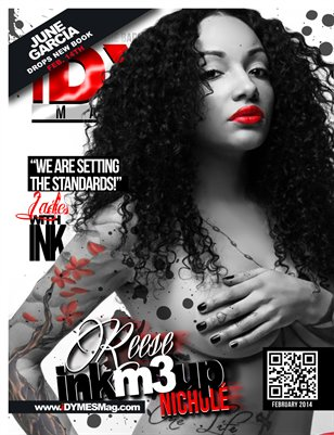 New PublicationiDYMES Magazine Tattoo Edition February '14