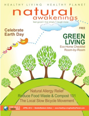 April 2012: Green Living and Earth Day