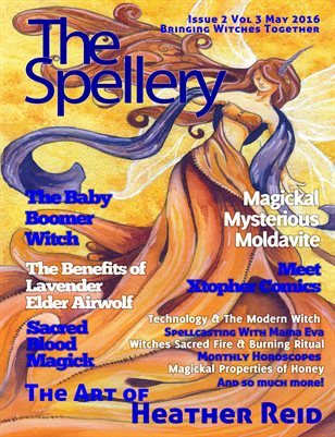 The Spellery May 2016