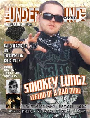 The Underground Fix Magazine 'Halloween Edition'