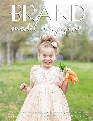 Brand Model Magazine  Issue # 526