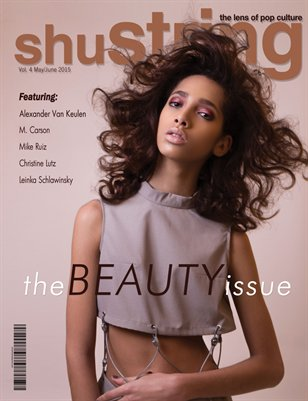 shuString Magazine Beauty Issue 4 Book 2