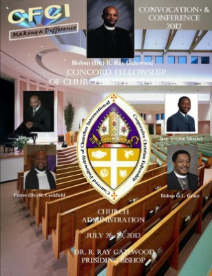 CFCI Convocation 2012