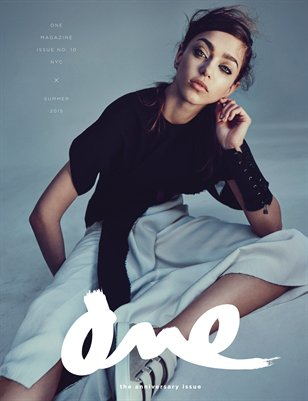 ONE Magazine Issue No.10