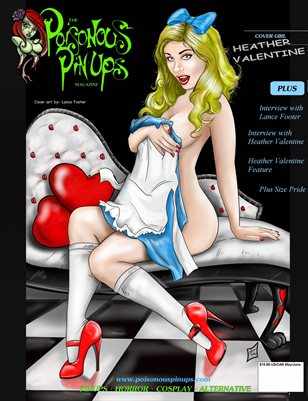 Poisonous Pinups Magazine Issue12