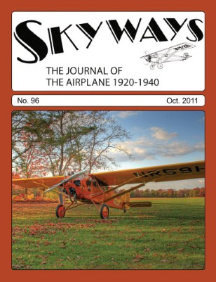 Skyways #96 - October 2011