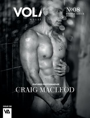 VOLANT Magazine #08 - PROVOCATEUR Issue Vol.03