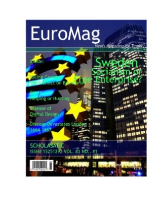 EuroMag by Juan S., Chloe, and Gerardo