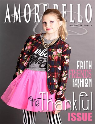Amore Bello Tween & Teens