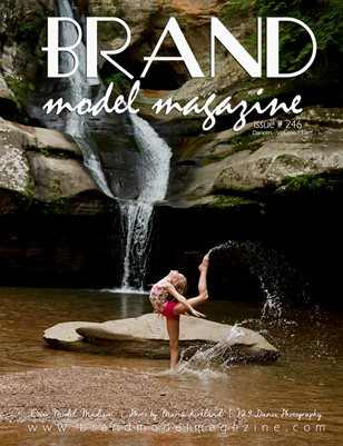 Brand Model Magazine  Issue # 246, Dancers - Vol. 13