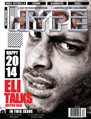 The Hype Magazine - Indie Issue #82
