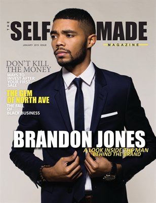 The Self-Made Magazine - January 2015 Edition