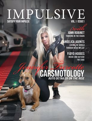 IMPULSIVE Magazine Vol.1 Issue1
