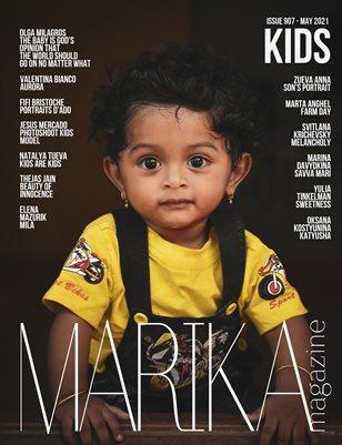 MARIKA MAGAZINE KIDS (ISSUE 907 - MAY)