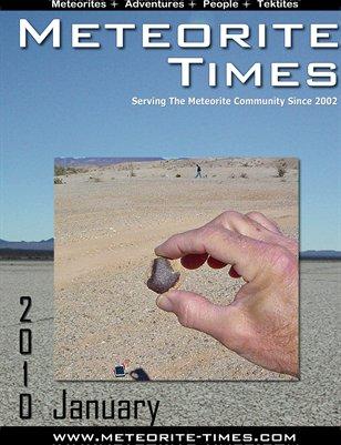 Meteorite Times Magazine - January 2010