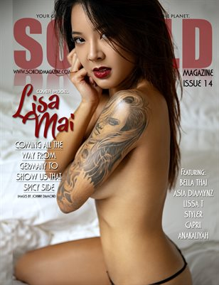 SO KOLD MAGAZINE 14 (AUGUST 2019 - LISA MAI)