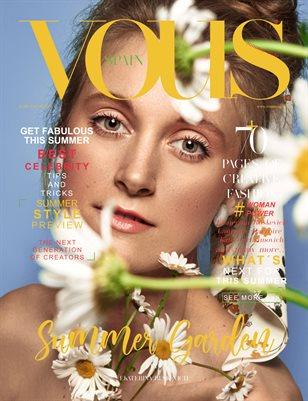 VOUS Magazine | The June Fashion & Beauty Edition | Vol.6 | 2021
