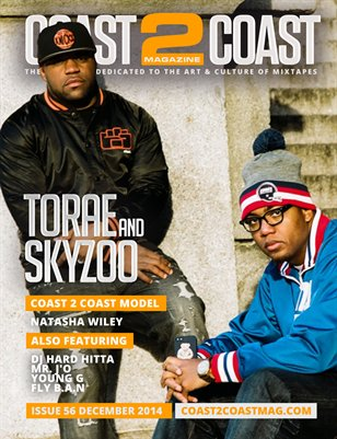 Coast 2 Coast Magazine Issue #56